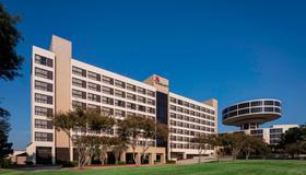 Houston Airport Marriott at George Bush Intercontinental - Houston - Gebäude