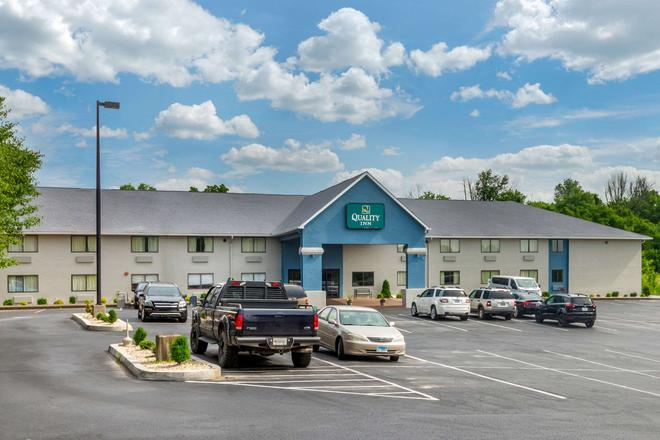 Quality Inn - Danville - Building