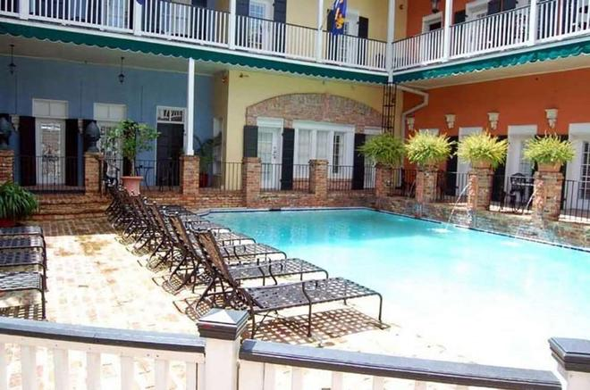 New Orleans Courtyard Hotel - New Orleans - Pool
