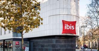 ibis Paris Gare de Lyon Diderot 12ème - Paris - Bâtiment