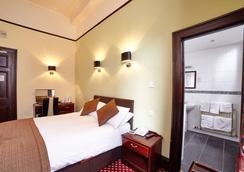 Station Hotel Aberdeen - Αμπερντήν - Κρεβατοκάμαρα