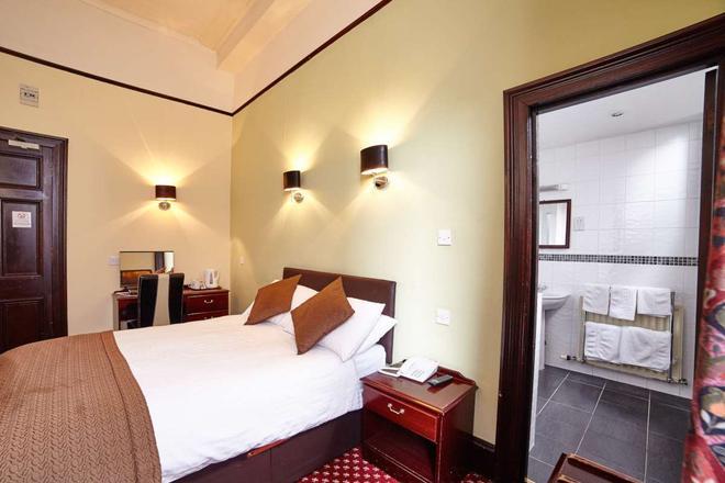 Station Hotel Aberdeen - Aberdeen - Bedroom