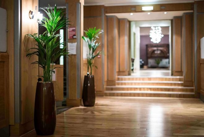 Station Hotel Aberdeen - Aberdeen - Hallway