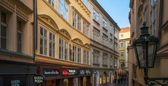 7 Tales Suites - Praga - Vista del exterior