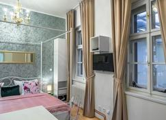 7 Tales Suites - Prague - Bedroom