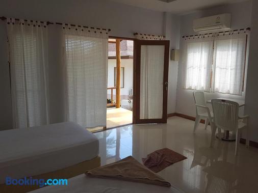 Diamond Beach Resort - Ko Tao - Bedroom