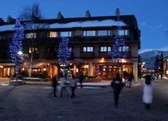 The Blackcomb Lodge - Whistler - Edificio