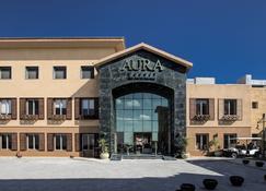 Aura Resort Sidi Abdel Rahman - Sīdī 'Abd ar Raḩmān - Building