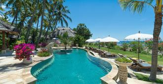 Palm Garden Amed Beach & Spa Resort Bali - Amed - Pool