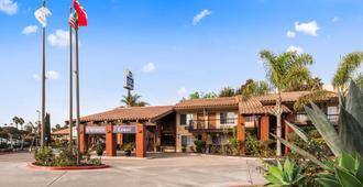 Best Western Americana Inn - San Diego - Gebäude