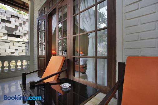 The Taman Ayu - Kuta - Balcony