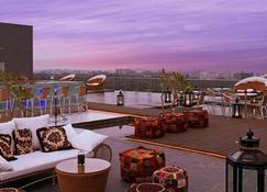 The O Hotel - Pune - Balcony
