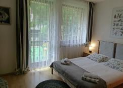 Willa Krystyna - Krynica-Zdrój - Bedroom