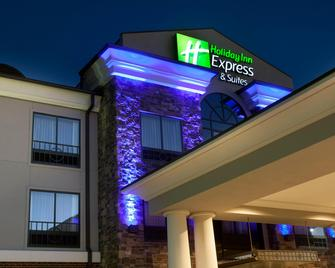 Holiday Inn Express Hotel & Suites Morgan City- Tiger Island - Morgan City - Building