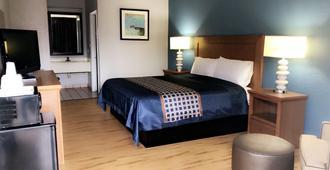 Relax Inn Savannah - סאוואנה - חדר שינה