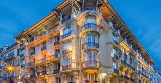 Best Western Plus Hotel Massena Nice - ניס - בניין