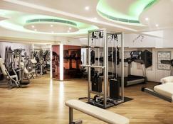 The Park Lane Hong Kong - A Pullman Hotel - Hongkong - Gym