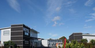 Pukekura Motor Lodge - New Plymouth - Gebäude