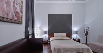 奧羅拉酒店 - 威斯巴登 - 臥室