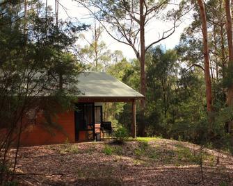 Marima Cottages - Pemberton - Outdoors view