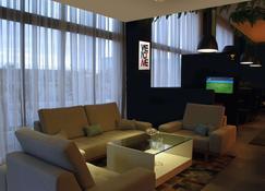 ibis Styles Palmas - Palmas - Sala de estar