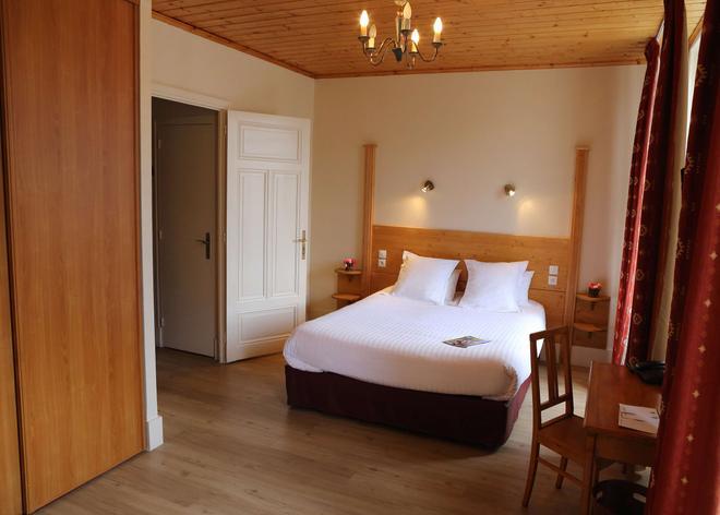 Best Western Grand Hotel De Paris - Villard-de-Lans - Bedroom