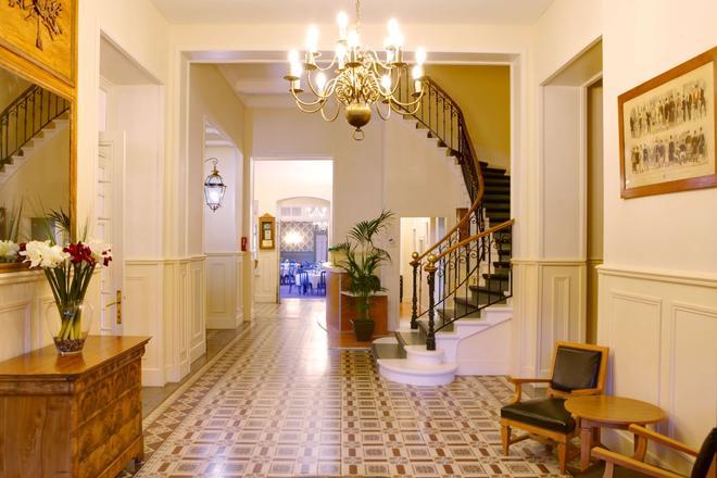 Best Western Grand Hotel De Paris - Villard-de-Lans - Lobby