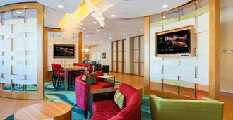 SpringHill Suites by Marriott San Jose Airport - San Jose - Lobby