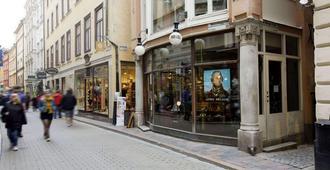 Lord Nelson Hotel - Estocolmo - Vista del exterior