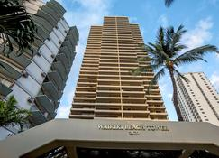 Aston Waikiki Beach Tower - Honolulu - Edificio