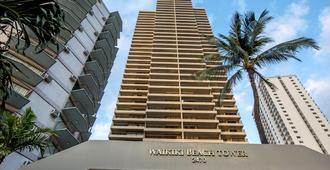 Aston Waikiki Beach Tower - Honolulu - Building