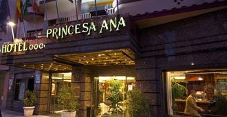 Hotel M.A. Princesa Ana - Granada - Edificio