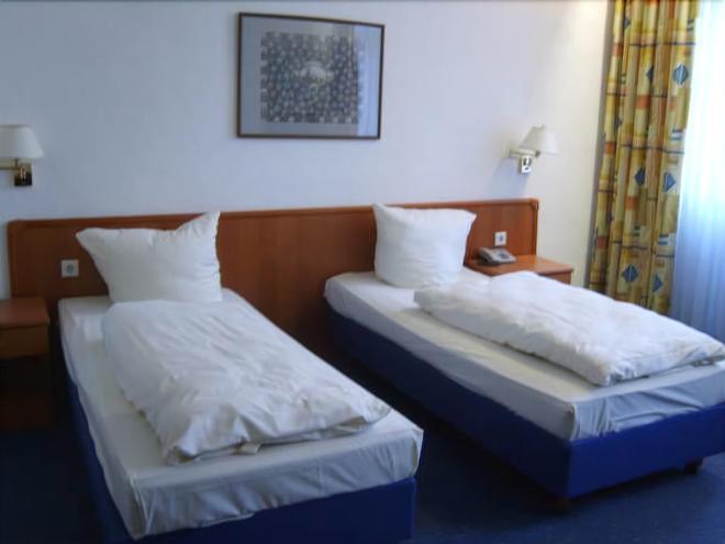 Vier Jahreszeiten - Heidelberg - Schlafzimmer