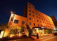 APA Hotel Maebashieki-Kita - Maebashi - Bâtiment