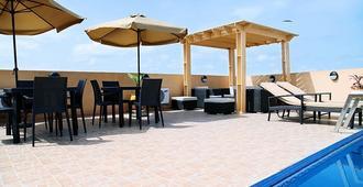 Hotel Madou Goree - Dakar - Patio