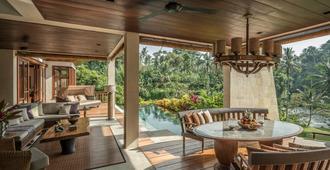 Four Seasons Resort Bali at Sayan - Ubud - Patio