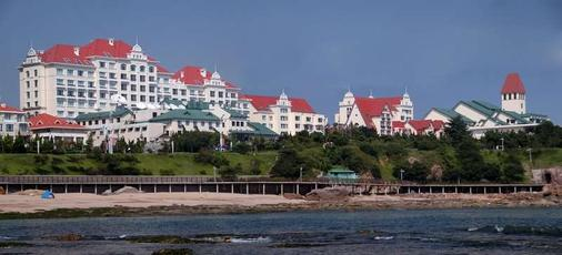 Qingdao Seaview Garden Hotel - Thanh Đảo - Cảnh ngoài trời