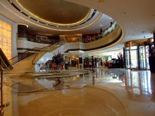 Qingdao Seaview Garden Hotel - Thanh Đảo - Hành lang