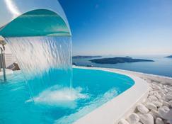 Chic Hotel Santorini - Fira - Piscine