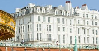 Queens Hotel - Brighton - Edificio