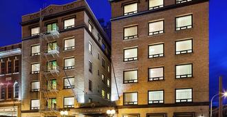 Mark Spencer Hotel - Portland - Edificio