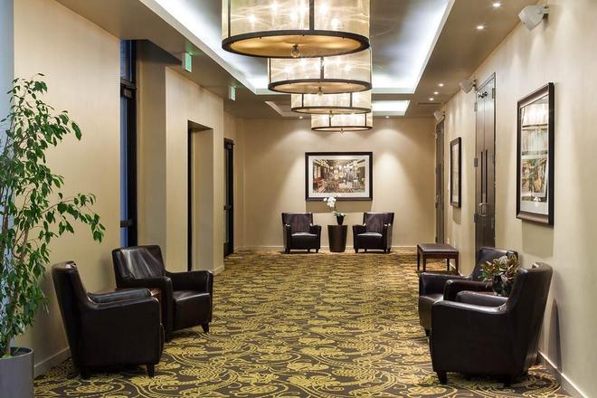 Mark Spencer Hotel - Portland - Lobby