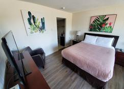 Value Lodge Economy Motel - Nanaimo - Bedroom