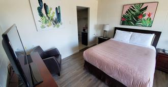 Value Lodge Motel - Nanaimo - Makuuhuone