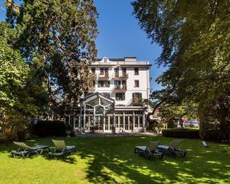 Hotel Interlaken - Interlaken - Building