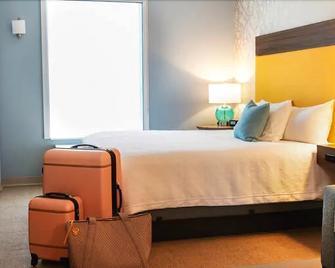 Home2 Suites By Hilton Joplin, Mo - Joplin - Bedroom