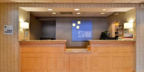 Holiday Inn Express & Suites Ocean City - Ocean City - Front desk