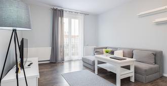 Apartments Dworcowa by Renters - Kolobrzeg - Living room