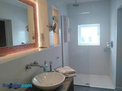 Hotel Garni De Karsteboom - Valkenburg - Bathroom