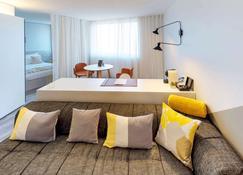 Novotel Suites Luxembourg - Luxemburgo - Sala de estar